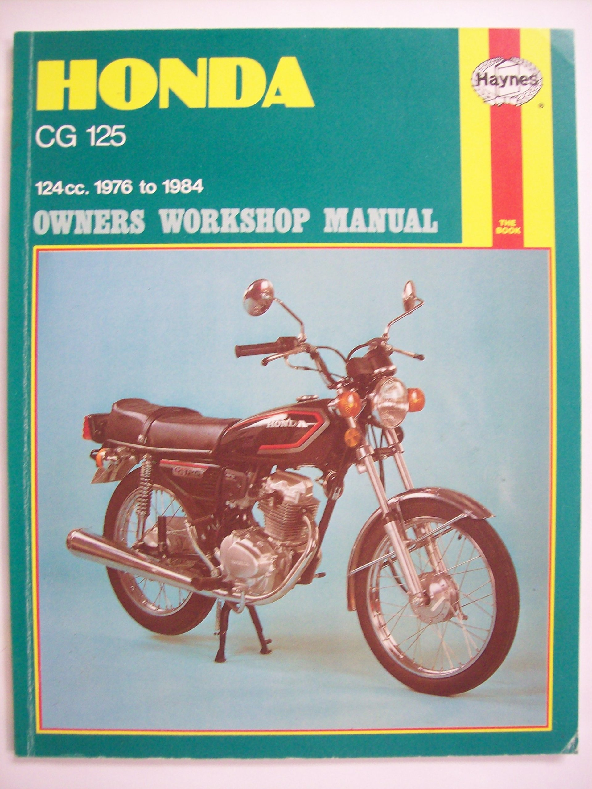 2015 honda cg 125 workshop manual array honda cg125 1976 84 owner u0027s workshop manual amazon co uk pete rh amazon fandeluxe Images