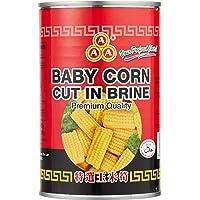 3A Baby Corn In Brine, Whole, 425g