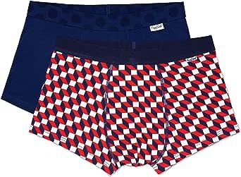 Happy Socks Bañador (Pack de 2) para Hombre