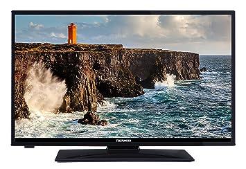 f507fd2c2aa7 Telefunken XH28D101 72 cm (28 Zoll) Fernseher (HD Ready, Triple Tuner)