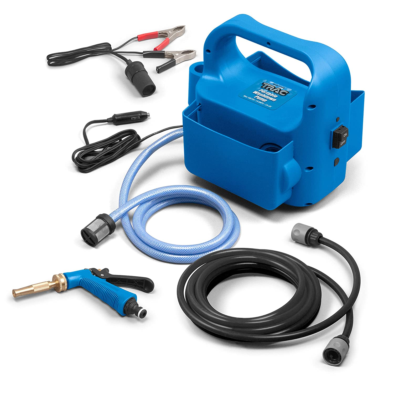 Trac Outdoor T10068 Portable Washdown Pump Kit