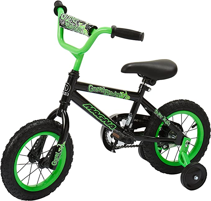 Best Toddler Bike: Dynacraft Magna Gravel Blaster