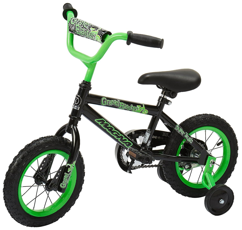 f13e46c3589 Amazon.com   Dynacraft Magna Gravel Blaster Boys BMX Street Dirt Bike 12