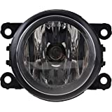 Valeo 88358 Driver Side/Passenger Side OE Fog Light