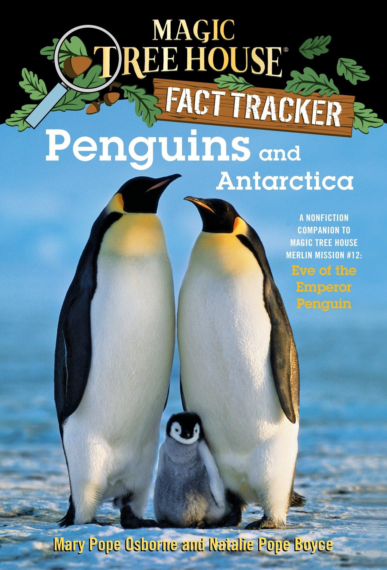 Penguins Antarctica Nonfiction Companion Mission product image