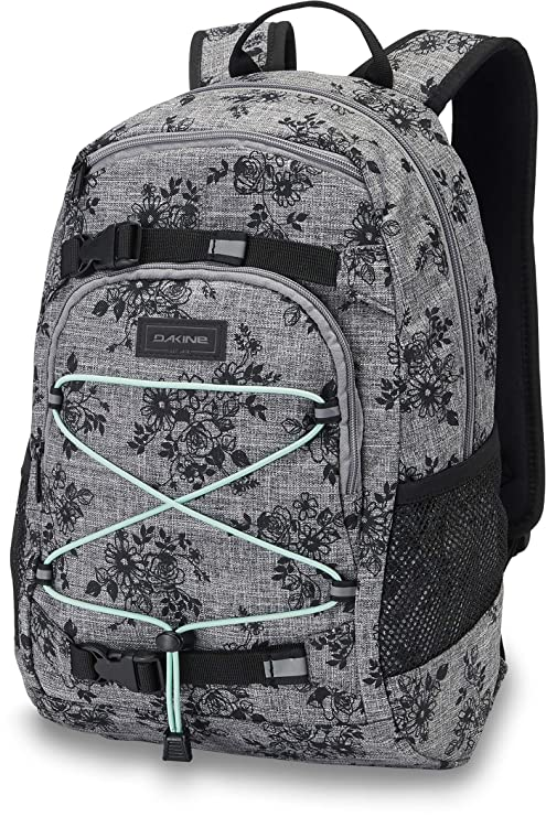 c7bdc90523af Amazon.com: Dakine Youth Grom Backpack, Rosie, 13L: Sports & Outdoors