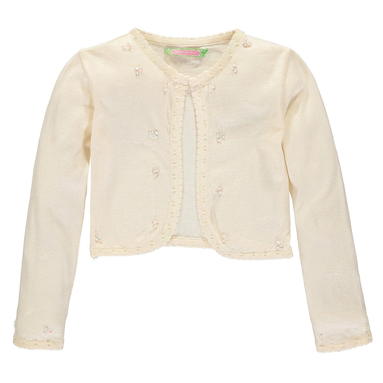 Amazon.com  Sophie and Sam Girls  Shrug Cardigan Sweater  Clothing 9528c01cf