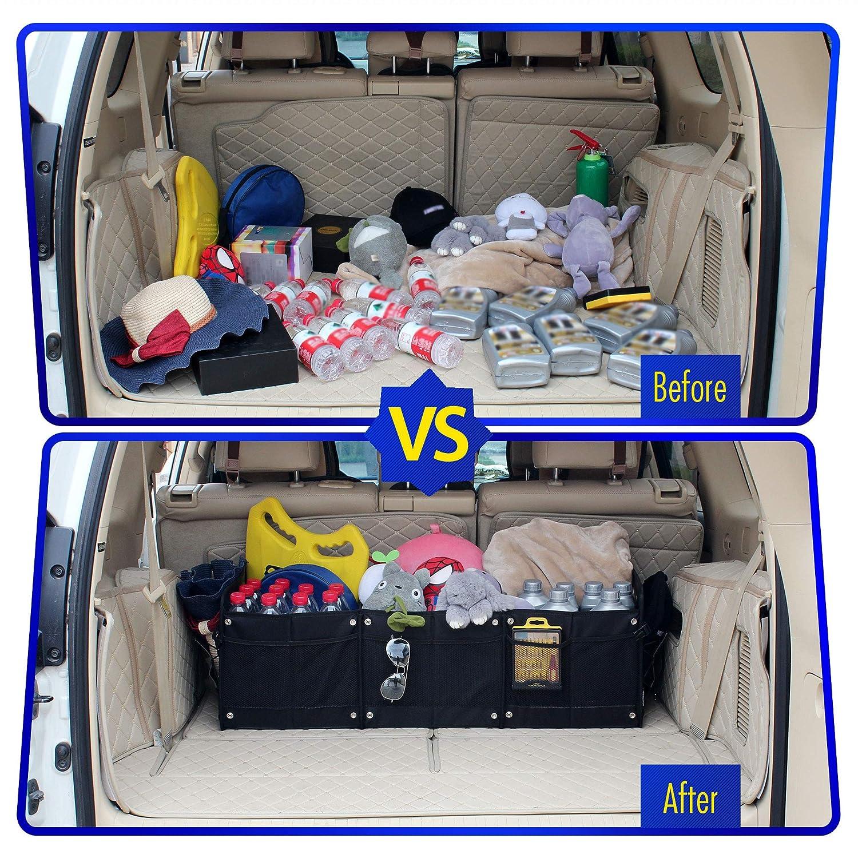 GEEDAR/Trunk/Organizer/SUV/Car/Organizers/and/Storage/SUV,/Truck,/Auto,/Minivan,/Jeep/Accessories/Trunk/Cargo/Organizer/3-in-1/Convertible/Collapsible/Porta