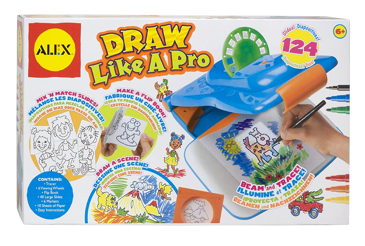 ALEX Toys Artist Studio Draw L...