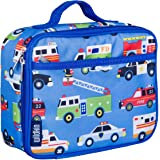 Wildkin Insulated Lunch Box for Boys and Girls, Perfect Size for Packing Hot or Cold Snacks for School and Travel, Mom's Choi