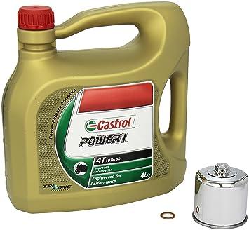 Castrol Número 4055029027626 1 Cambio de aceite Power 1 ...