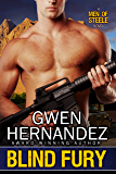 Blind Fury: A Military Romantic Suspense (Men of Steele Book 1)