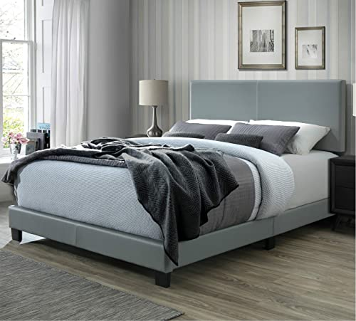 DG Casa Kelly Upholstered Panel Bed