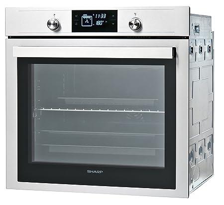 Sharp Home Appliances K-70V19IM2 78L 3100W A Acero inoxidable ...