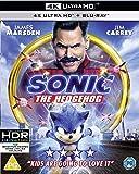Sonic The Hedgehog 4K Ultra Hd + Blu-Ray [Edizione: Regno Unito] [Italia] [Blu-ray]