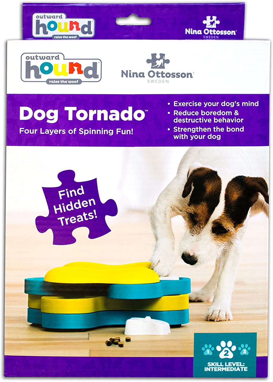 Nina Ottosson Nina Ottosson Dog Tornado - Dispensador Interactivo ...