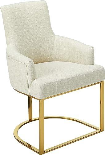 Christopher Knight Home Eric MacMillan Modern Glam Fabric Chair