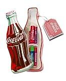 Lip Smacker Coca Cola Vintage Tin - Sammel-Geschenkbox mit 6 orig. Coca Cola flavored Lippenpflegestiften