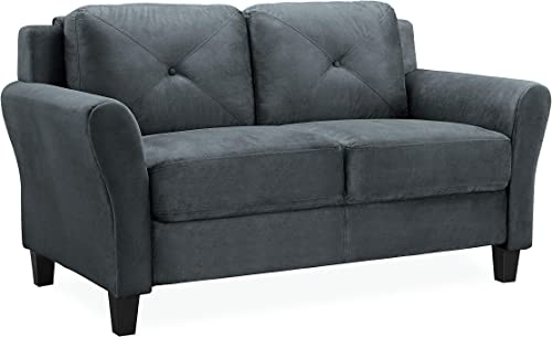 Lifestyle Solutions Collection Grayson Micro-fabric Loveseat