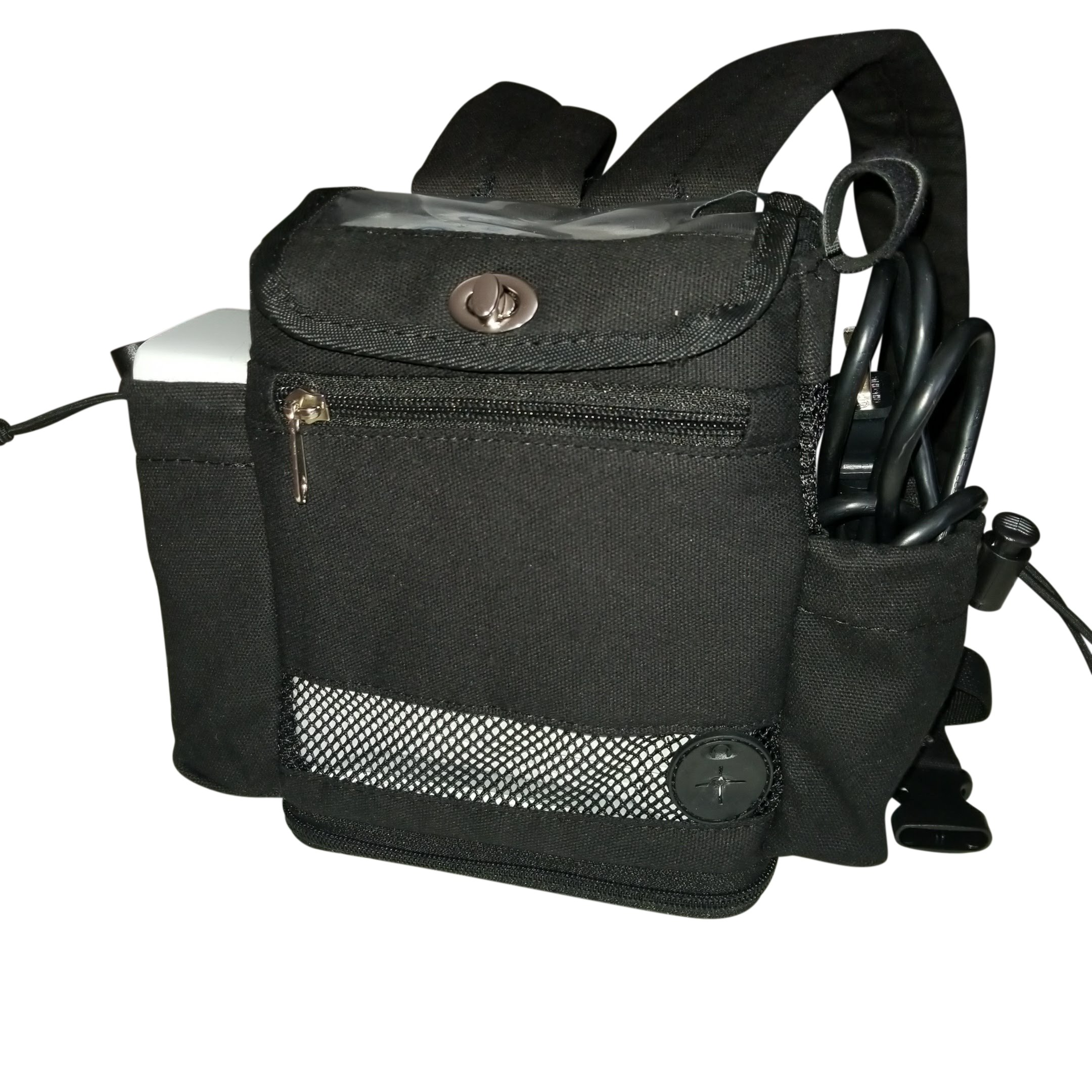 Backpack for Inogen One G4 & Oxygo Fit with Room for Extra Battery & Charging Cords/Inogen one G4