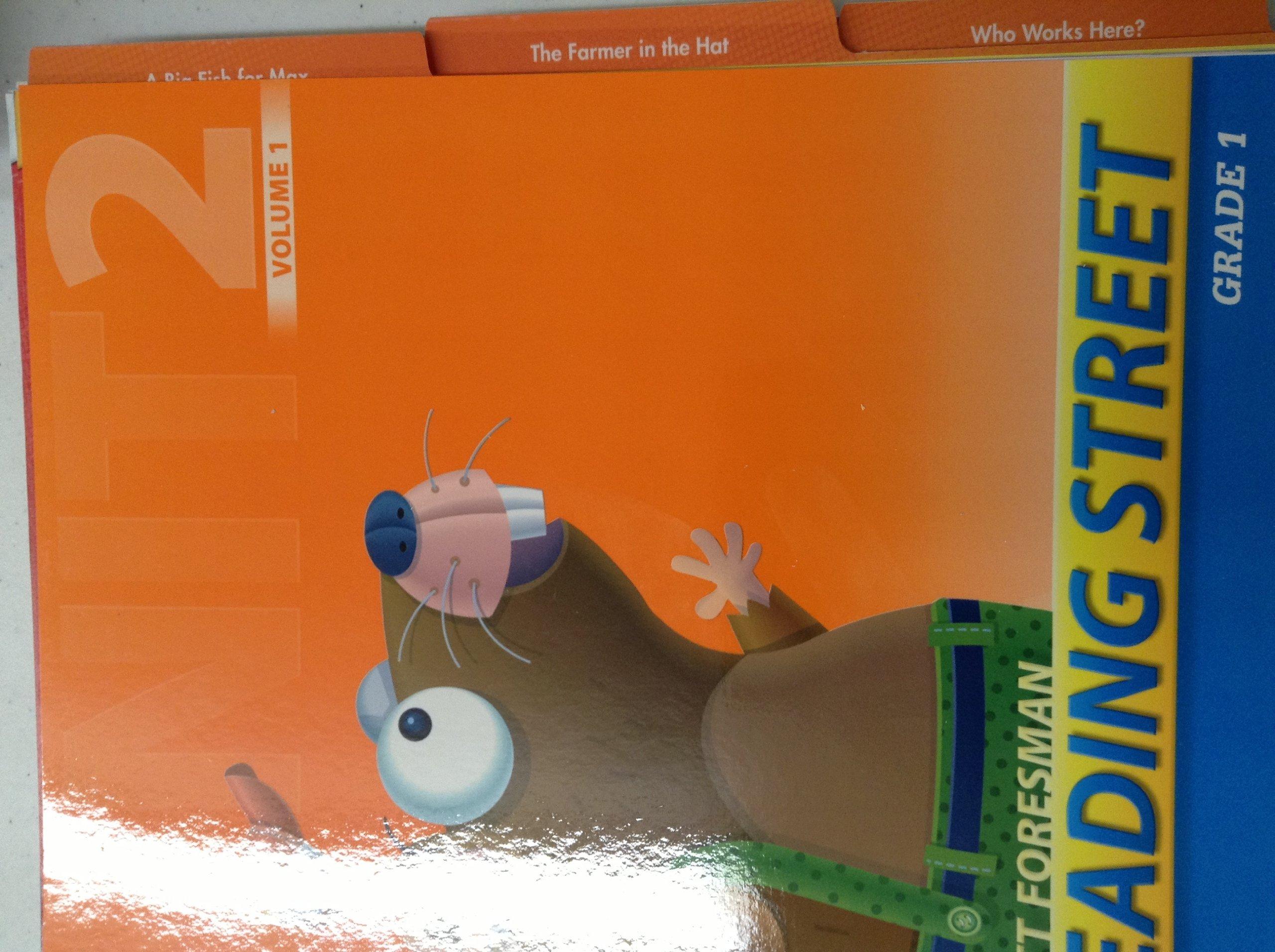 Read Online Scott Foresman Reading Street, Grade 1, Unit 2, Vol. 1, Teacher's Edition ebook