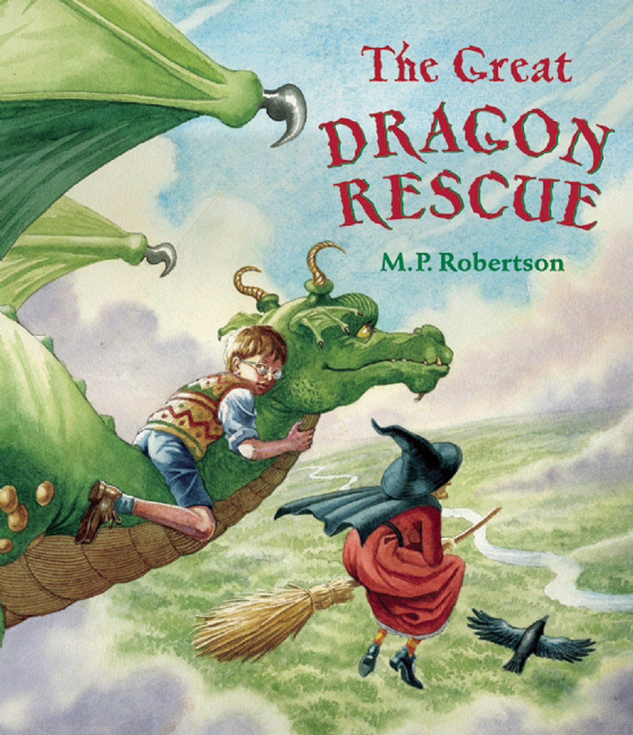 Download The Great Dragon Rescue pdf