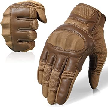 AXBXCX Touch Screen Full Finger Motorcycle Gloves