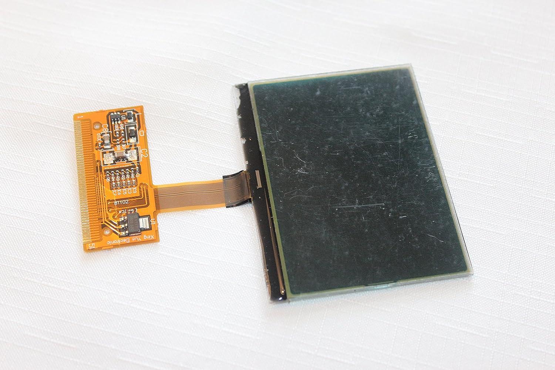 Audi LCD Display for Jaeger Instrument Cluster Pixel Repair BPR