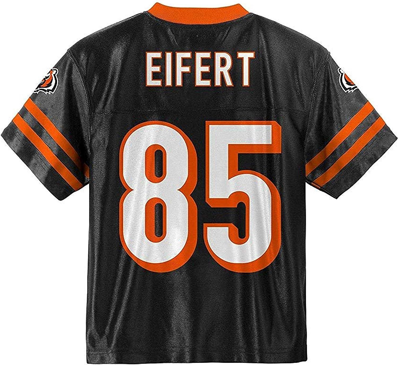 Amazon.com: Outerstuff Tyler Eifert Cincinnati Bengals Black ...