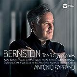 Bernstein: Symphonies Nos. 1 - 3, Prelude, Fugue & Riffs  (Casebound Deluxe)