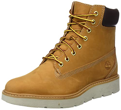 a7b75b85 Timberland Kenniston 6-Inch Lace Up (Wide Fit), Botas para Mujer:  Amazon.es: Zapatos y complementos
