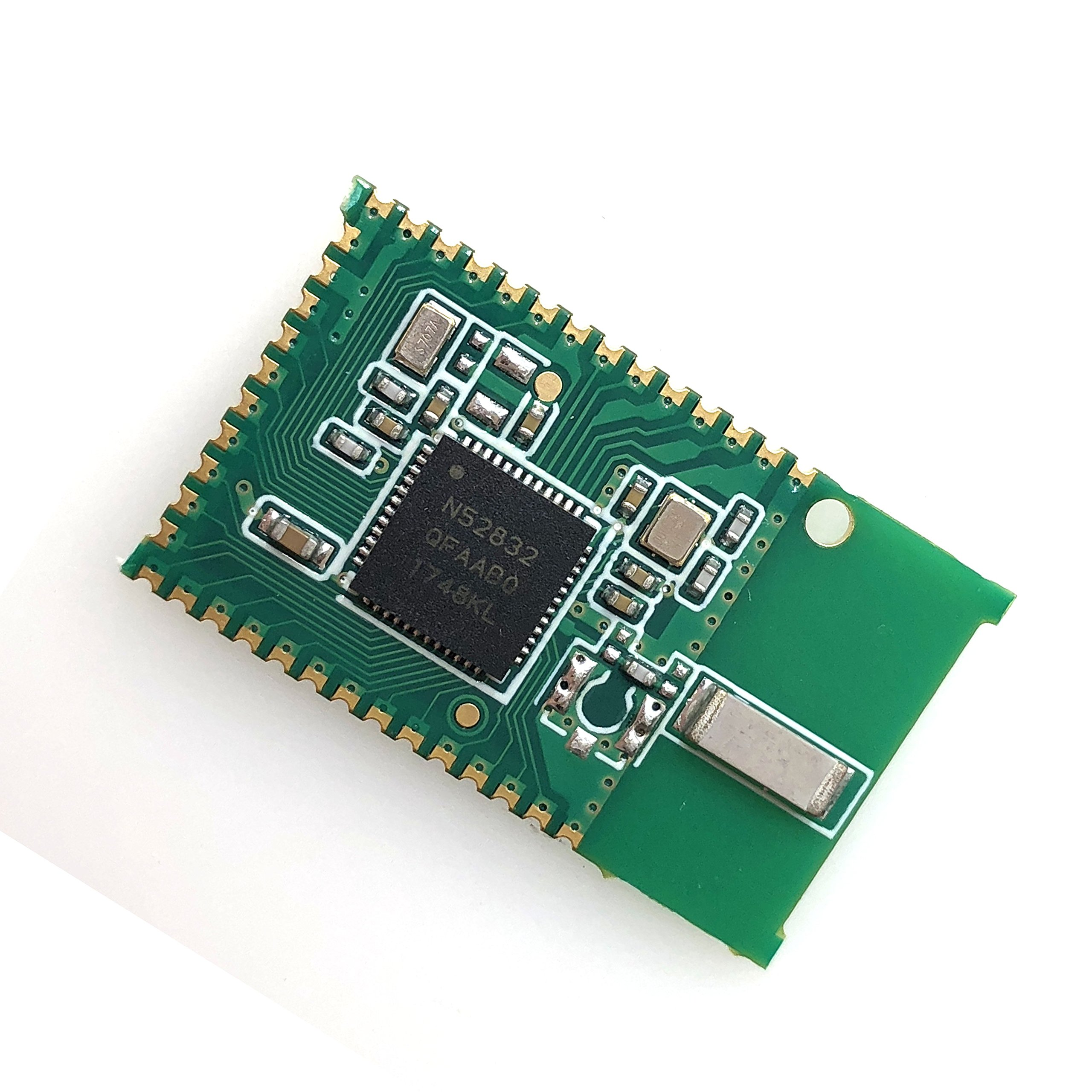 BLE5.0 Wireless Data Transmission Bluetooth Module nRF52832 with Build-in ceramics antenna for Bluetooth printer/Sports /Smart home//Medical equipment by JINOU/OEM (Image #4)