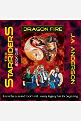 Dragon Fire: The Starriders, Book 1 Audible Audiobook