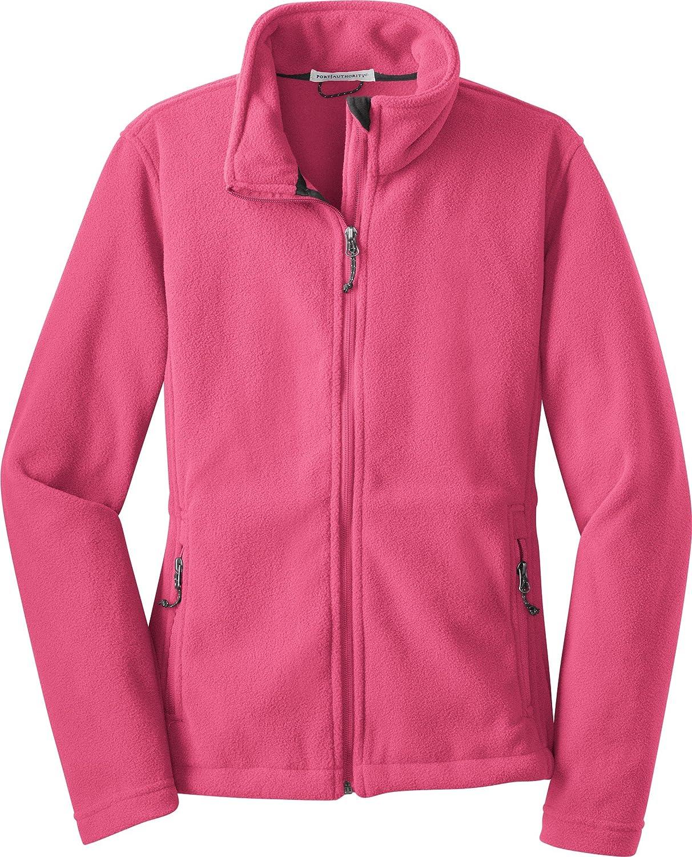 Port Authority XXXX-Large L217 Ladies Value Fleece Jacket Pink Blossom