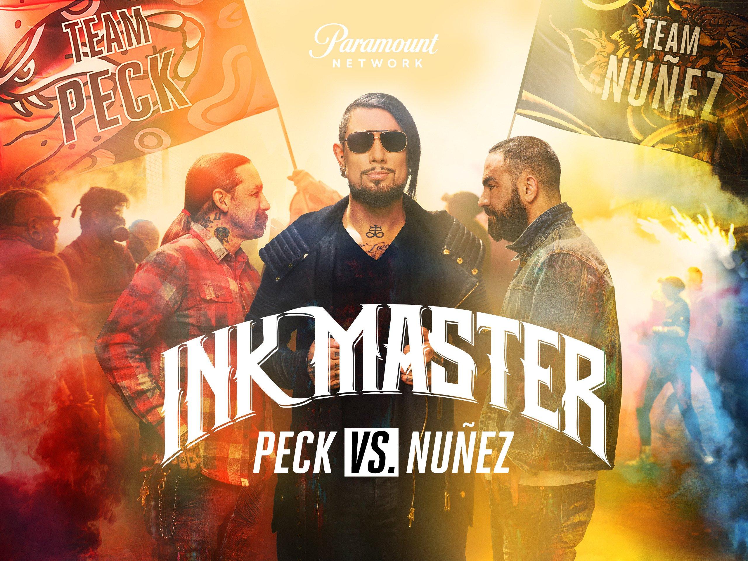 ink master season 8 episode 2 stream