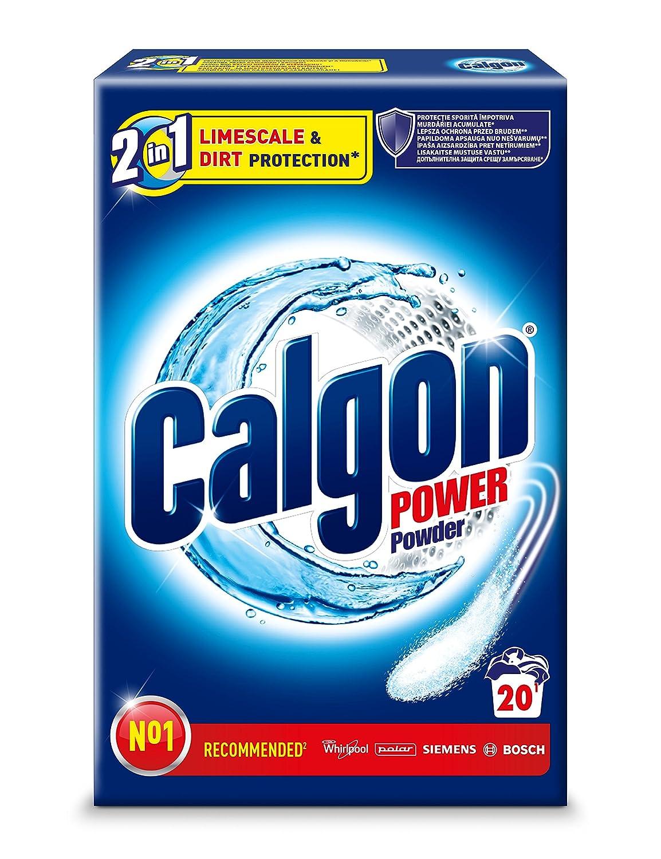 Calgon Detergente para lavadora lavadora Protector, 1 kg: Amazon ...
