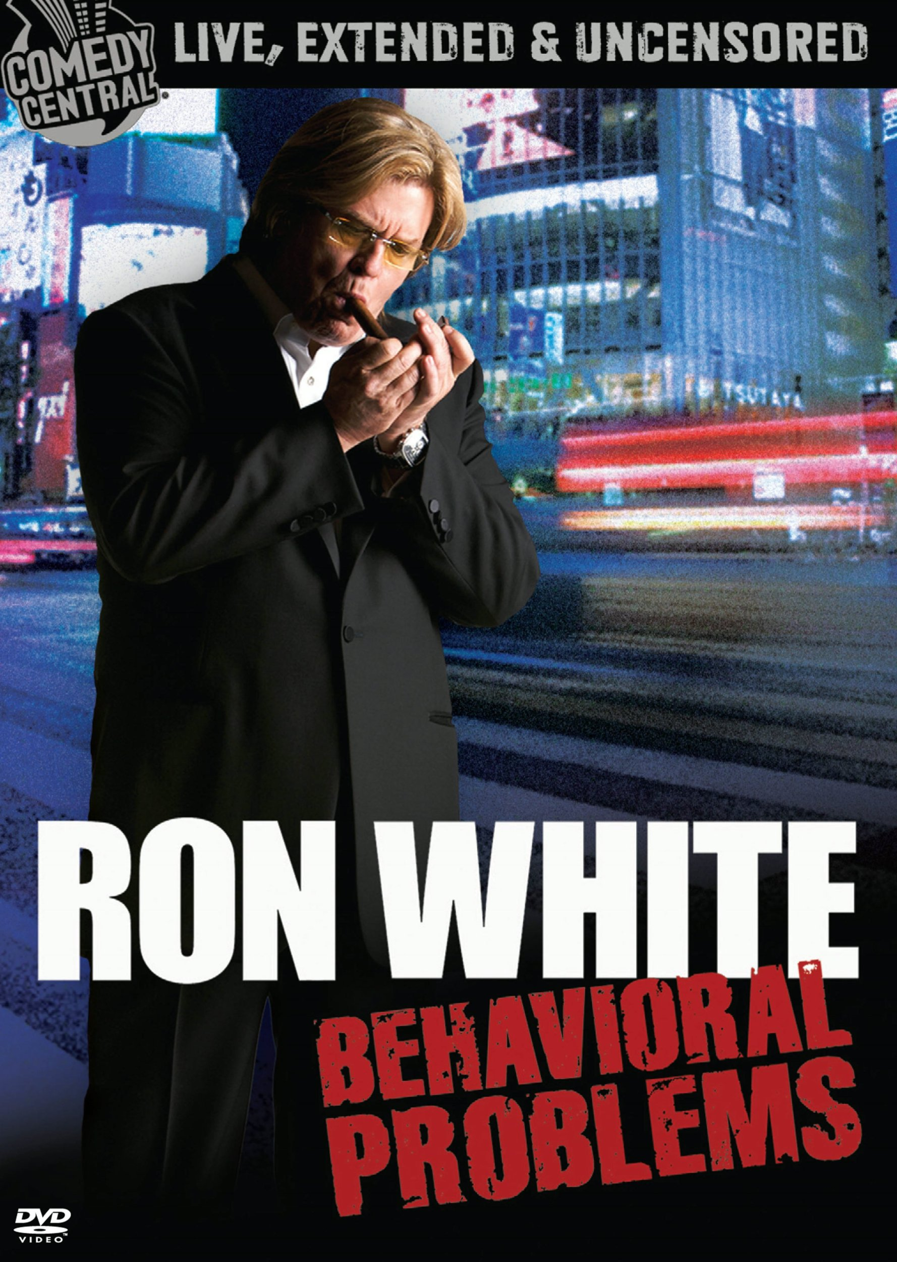DVD : Ron White - Behavioral Problems (Widescreen, Dolby, AC-3)