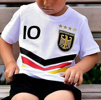 Elevensports Deutschland Trikot Mit Gratis Wunschname