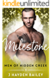 Milestone (Men of Hidden Creek Season 3)