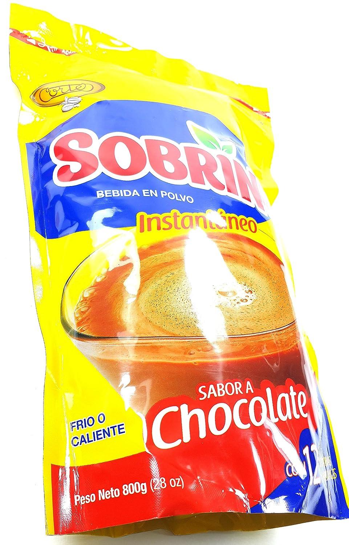 Amazon.com : Sweet Dominican Sobrino Chocolate Powder Bag En Polvo : Grocery & Gourmet Food