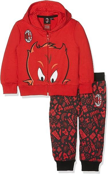 Milan (Kids Shoes) M007/AZ Chándal, Rojo (Rosso 465), 80 cm ...