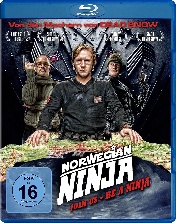 Norwegian Ninja [Alemania] [Blu-ray]: Amazon.es: Linn Stokke ...