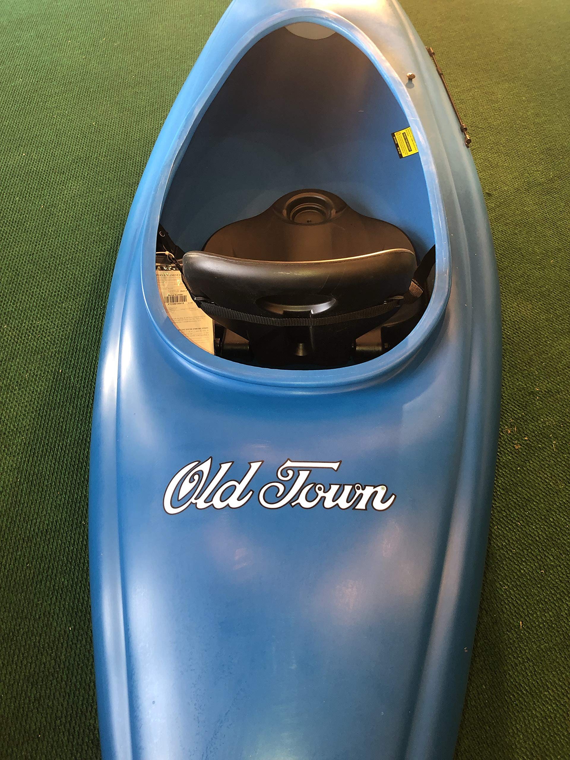 Old Town Classic Otter Plus Kayak(New) - 01.5534.0019 by Old Town