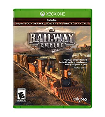 railway empire xbox one xbox one sailvio romero amazon co uk pc rh amazon co uk Call of Duty Black Ops 2 Xbox 360 Tropico 3 Gameplay