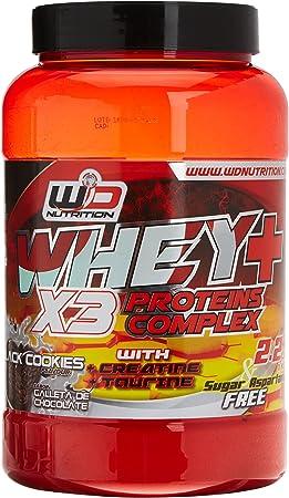 WD Proteina, oreo - 1000 gr: Amazon.es: Salud y cuidado personal
