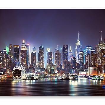 Murando Fototapete New York 400x280 Cm Vlies Tapete Moderne Wanddeko Design Tapete Wandtapete Wand Dekoration Stadt City New York