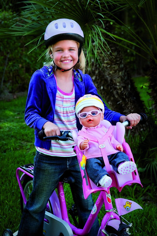 Amazon.es: Zapf Création Baby Born 801925 - Silla para Bicicletas ...