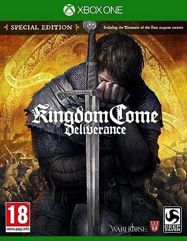 Deep Silver Kingdom Come Deliverance Especial Xbox One Alemán ...