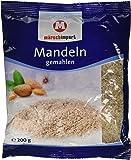 Maersch Mandeln gemahlen, 5er Pack (5 x 200 g)