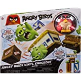 Angry Birds Spin Master 6027801 Vinyl Knockout Playset